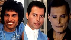 Freddie Mercury Transformation - From Baby To 45 Years Old Queen Freddie Mercury, Freddie Mercury Last Days, Internet Music, Queen Ii, We Are The Champions, Somebody To Love, British Rock, Great Albums, Rock Legends