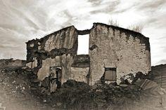 Imagenes de un poblado abandonado