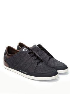 Y-3  Honja Low Top Sneakers