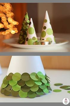 17 Crafts To Decorate Your Christmas Table. Gorgeous Ideas To Decorate Your Home This Christmas! Christmas Baby, Christmas Holidays, Christmas Wreaths, Christmas Activities, Christmas Projects, Pink Christmas Decorations, Valentines Diy, Christmas Crafts, Super Easy