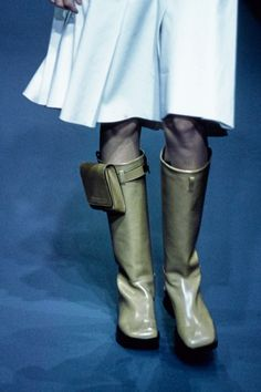 Prada Spring 1999 Ready-to-Wear Accessories