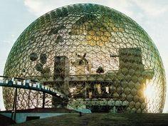 US Pavillion for Expo '67, Buckminster Fuller