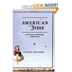 """""""This book first took shape when I started noticing American Hindus celebrating Christmas and Buddhists referring to Jesus as a bodhisattva. ... George W. Bush was referring to Jesus as his favorite philosopher. The book ... looks at the many ways that Americans, both Christians and otherwise, have made Jesus over in their own image, eventually turning him into a national icon. ...the United States is a """"Jesus nation"""" in which virtually everyone reveres Jesus ... in their own way. """""""