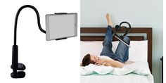 Tryone - #1 Top Rated Best Tablet Stands For Bed