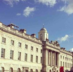 Somerset House | London Fashion Week.