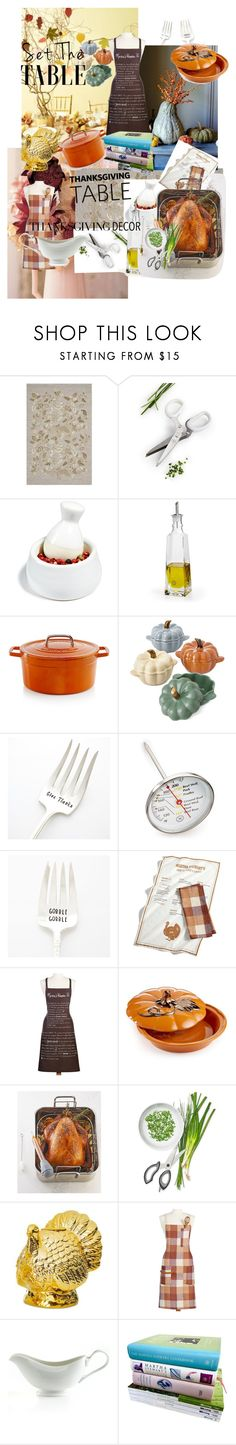 """Martha Stewart Thanksgiving"" by a-leahy-1 on Polyvore featuring interior, interiors, interior design, home, home decor, interior decorating, Martha Stewart, Milk + Honey, contest and thanksgiving"