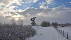 Winter in Consett by Roy Glaholm. Surrounding field and bushes are white in snow. Clouds behind and a bit of blue sky and sun. Bbc Weather, Snow Clouds, Snow Pictures, Pop Culture, Sky, Seasons, Live, Winter, Outdoor