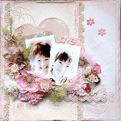 *PrimaPPP*Love - Scrapbook.com
