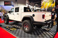AEV Brute Double Cab Jeep Wrangler