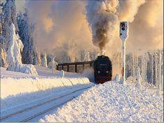winter in Siberia     ☆    Russia     ☆