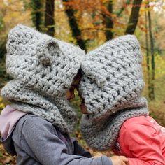 Ideas que mejoran tu vida Crochet 101, Crochet For Kids, Crochet Baby, Free Crochet, Crochet Scarves, Crochet Clothes, Sewing Patterns Free, Crochet Patterns, Baby Knitting
