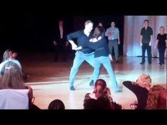 MADjam 2012 Champions  Hustle Swing Dance