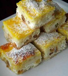 A legfinomabb túrós tekercs, még a rétesnél is fenségesebb! Hungarian Desserts, Hungarian Cake, Hungarian Recipes, My Recipes, Cake Recipes, Dessert Recipes, Cooking Recipes, Albanian Recipes, Croatian Recipes