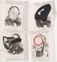 Telegrams From the Nose I - William Kentridge