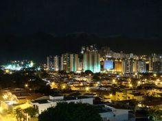 Vista de Valencia carabobo Venezuela