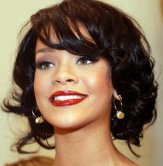 Medium Length Curly Rihanna Hairstyles img5ea312774730fe183
