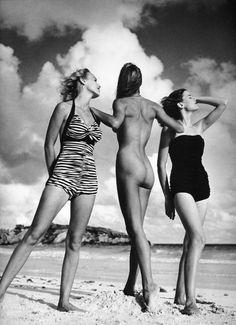 Philippe Halsman: Bermuda, 1946