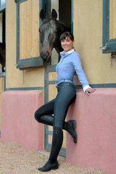 Nathalie Equestrian Apparel