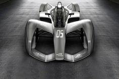 Next-Gen Formula E Car Previewed With Closed-Cockpit Design - Motor Trend