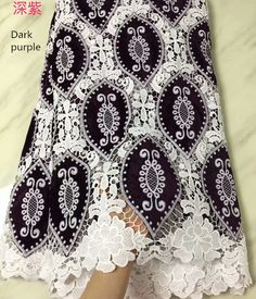 velvet lace fabric white nigerian bridal fabric high quality cord laces for nigerian party African Lace, African Fabric, Tulle Lace, Lace Fabric, Dashiki Fabric, Bridal Fabric, Lace Weddings, French Lace, Cotton Lace