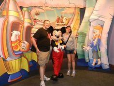 Disney Character Spots