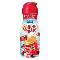 Coffee-Mate Peppermint Mocha Creamer 16 oz