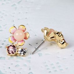 Stylish Bee Fashion Rhinestone Piercing Belly Button Rings Navel for Women Body Beach Jewelry  Brand New Party Gift Who like it ? http://www.lolfashion.net/product/neoglory-stylish-bee-fashion-rhinestone-piercing-belly-button-rings-navel-for-women-body-beach-jewelry-2016-brand-new-party-gift/ #Jewelry #shop #beauty #Woman's fashion #Products