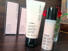 kit microdermoabrasão time wise mary kay
