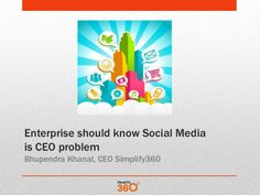 Social Media is the CEO's Problem