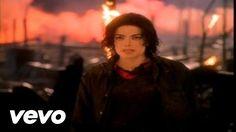 Michael Jackson - Earth Song (Official Video) 138 просмотров! Запрещённый в США фильм Майкла Джексона.