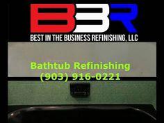 Bathtub Refinishing in Clarksville Texas (903) 916-0221