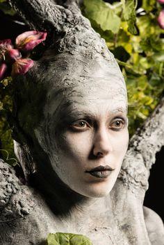 """Face Off"" TV-Show, S5E5 - Spotlight Challenge: Mother Earth Goddess - Roy"
