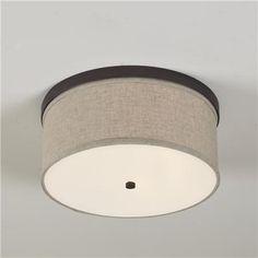 Linens shade light from Ballard Designs