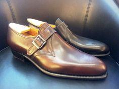 The Shoe Snob: J.M. Weston Monk Shoes. We Like. Men's Shoes, Shoe Boots, Dress Shoes, Shoes Men, Weston Shoes, Jm Weston, French Shoes, Mens Toys, New Shop