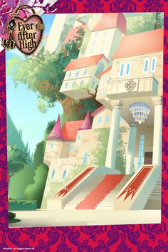The school of Ever After High