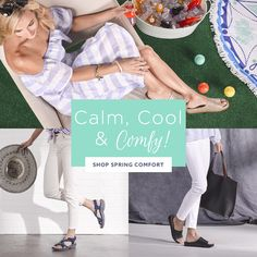 Check out our Spring Fashion Guide! Discover tons of cute sandals and style them to perfection.