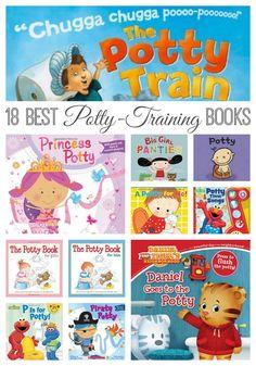 Best potty training books for kids