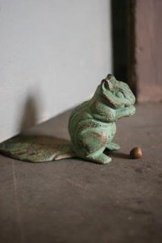 what a cute little doorstop