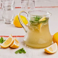 Homemade lemonade / Домашна лимонада