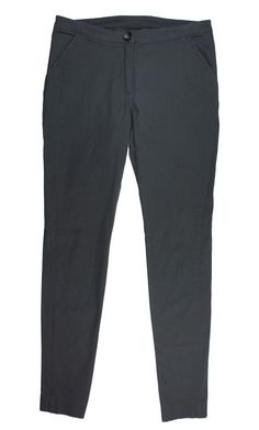 New Nwt READY TO FISH Size 36 Prunus Skinny Pants in Dust Gray #ReadytoFish #CasualPants