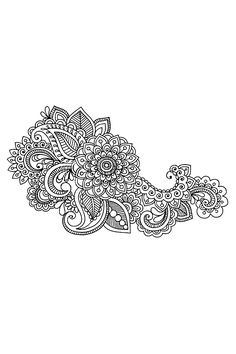 stock-vector-hand-drawn-abstract-henna-mehndi-flowers-and-paisley-doodle-vector-illustration-design-element-51756076.jpg (2362×3543)