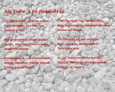 Ady Endre: A föl-földobott kő Literature, Poems, Cherry, Black, Literatura, Black People, Poetry, Verses, Prunus