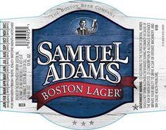 Samuel Adams Boston Lager (2012)