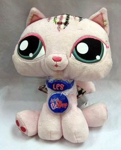 Littlest Pet Shop Little Hamster Plush Dolls LPPL3177