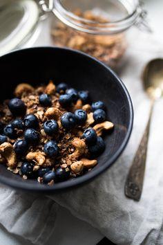 Granola, Cereal, Breakfast, Food, Morning Coffee, Essen, Meals, Yemek, Muesli