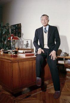 Gianni Agnelli.