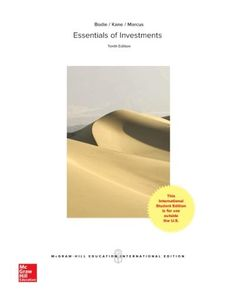 Essentials of Investments Best Sellers, Investing, Essentials