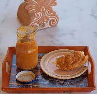Ágni görög konyhája: Zakuszka (Κρέμα λαχανικών για το χειμώνα) Hot Sauce Bottles, Food, Essen, Meals, Yemek, Eten