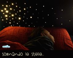 D.I.Y.  montessori bed (to sleep among the stars...)  Italian blog