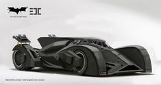 Batmobile concept way better than tumbler